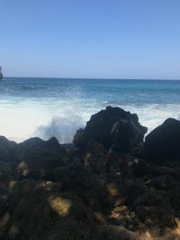Tembeling beach and forest, Nusa Penida, Bali, Rocky beaches, Nusa Penida, Indonesia, explore indonesia, travel, vacation, coast